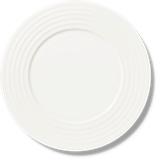 Dibbern - Fine Bone China - Fine Dining Relief - grosser Dessertteller