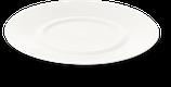 Dibbern - Fine Bone China - zylindrisch-flach - Cafe au lait Untertasse