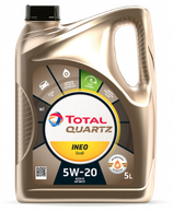 Quart INEO ECOB 5w20  (1 bote de 1 litro)