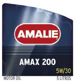 Lubricante Amalie Amax 200 0w30 garrafa de 5 litros