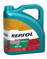 Lubricante Repsol monogrado HGX 40 lata de 4 litros