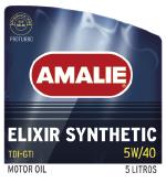 Amalie Elixir Synthetic 5w40