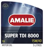 Amalie Super TDI 8000 15w40