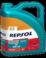 Lubricante Repsol ELITE NEO 10W-40 lata de 4 litros