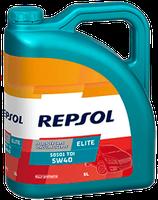 Lubricante Repsol ELITE 50501 TDI TDI 5W-40 lata de 5 litros