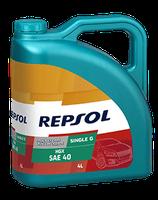 Lubricante Repsol Single G HGX40 lata de 4 litros