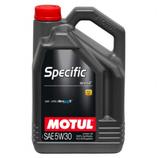 Motul Specific Dexos2 5W30 5L MOTUL (1 garrafa de 5 litros)