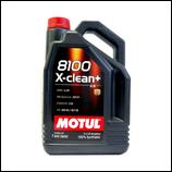Motul 8100 X-Clean+ 5W30 5L MOTUL (1 garrafa de 5 litros)