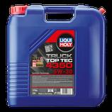 Aceite camión Liqui moly TOP TEC TRUCK 4350 5W-30 cubeta 20 litros 3786