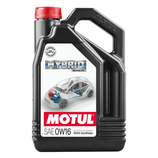 Lubricante Hybrid 0w-16 Motul lata de 4 litros