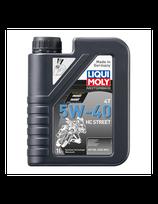 Bote 1L aceite sintético HC Liqui-Moly 5W-40. 20750. 4100420207501