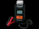Comprobador electrónico de baterías con impresora 6-12V BBT80
