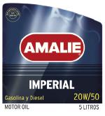 Amalie Imperial 20w50
