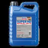 LIQUI MOLY SUPER HD 10w40 5L Liqui Moly 4449  (1 garrafa de 5 Litros)