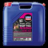 Aceite de motor camión Liquimoly TOP TEC TRUCK 4450 15W-40 Cubeta de 20 litros 3778