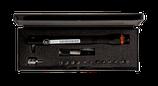 6852-5/S17 Set de mini llave dinamométrica ajustable con punta fija