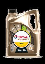 Total Quartz INEO ECS 5w30 - ESPECIAL PSA (garrafa de 5 litros)