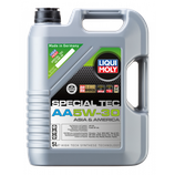 Aceite liqui Moly SPECIAL TEC AA 5W-30 lata de 5 litros