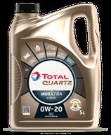 TOTAL QUARTZ 9000 V-DRIVE 0W-20 1 garrafa de 5 litros
