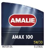 Lubricante Amalie Amax 100 5w30 garrafa de 5 litros