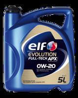 Elf Evolution Full Tech APX 0W20 (1 garrafa de 5Litros)