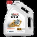 Garrfa de 5 litros de aceite CASTROL GTX 5W-40 C3