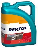 Lubricante Repsol PREMIUM GTI/TDI 10W-40 lata de 5 litros