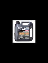 Garrafa de 4L aceite Liqui-Moly sintético 15W-50 Off road. 3058. 4100420030581