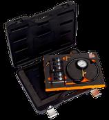 BE530001 Juego para comprobar la presión del aceite del motor Bahco