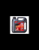 Garrafa de 4L aceite Liqui-Moly 100% sintético 10W-60 Off road Race. 3054. 4100420030543