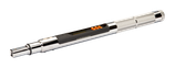 Llave dinamométrica electrónica de par y ángulo con cabeza intercambiable TAW14340 Bahco