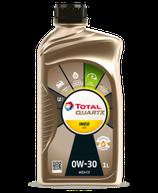 Aceite motor TOTAL Quartz INEO FDE 0W30 1 bote de 1 litro