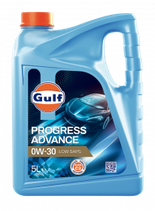 GULF PROGRESS ADVANCE 0W-30