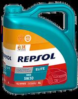 Lubricante Repsol ELITE NEO 5W-30 lata de 4 litros