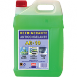 LÍQUIDO REFRIGERANTE AR-10 -5ºC KRAFFT (Caja de 4 garrafas de 5L)