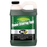 BG Products Power Steering Aceite dirección asistida  (Garrafa de 1.89 Litros)
