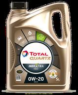 Garrafa de aceite INEO Xtra First 0w20 5 litros (1 caja de 3 garrafas de 5 litros)
