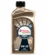 TOTAL QUARTZ 9000 V-DRIVE 0W-20 1 bote de 1 litro