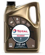 Garrafa de aceite Total Classic C3 9 5w40 5 litros