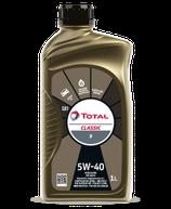 Bote 1 litro Total Classic 9 5w40