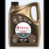 Garrafa de aceite Total Classic 9 C2 C3 5w30 5 litros