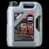 LIQUI MOLY TOP TEC 4310 0W-30  (1 garrafa de 5 Litros)