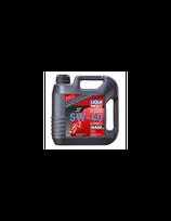 Garrafa de 4L aceite Liqui Moly 100% sintético 5W-40 Street Race. 1685. 4100420016851