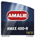 Lubricante Amalie Amax 400-R 5w30 garrafa de 5 litros