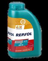 Lubricante Repsol ELITE NEO 0W-20 bote de 1 litro