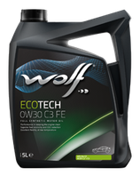 ACEITE WOLF ECOTECH 0W30 C3 FE (Garrafa de 5 litros)