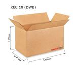 Rectangle Box 18 DWB