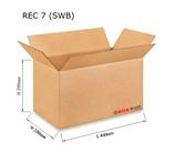 Rectangle Box 7 SWB