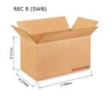 Rectangle Box 8 SWB