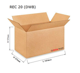 Rectangle Box 20 DWB